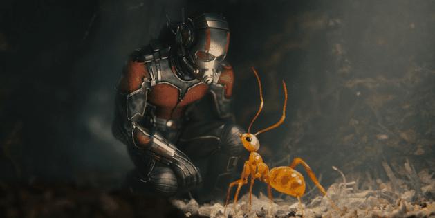 Homem-Formiga (crítica)