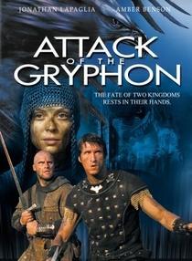 O Ataque do Gryphon - Poster / Capa / Cartaz - Oficial 1