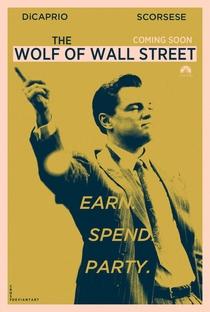 O Lobo de Wall Street - Poster / Capa / Cartaz - Oficial 18