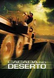 Caçada no Deserto - Poster / Capa / Cartaz - Oficial 2