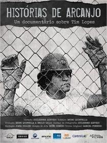 Tim Lopes - Histórias de Arcanjo - Poster / Capa / Cartaz - Oficial 1