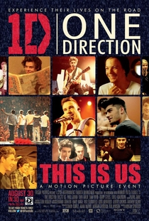 One Direction: This Is Us - Poster / Capa / Cartaz - Oficial 1