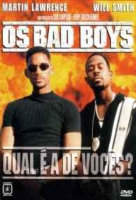 Os Bad Boys - Poster / Capa / Cartaz - Oficial 3