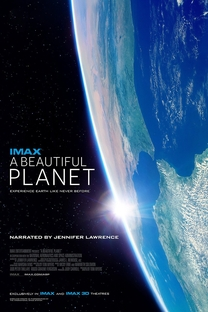 A Beautiful Planet - Poster / Capa / Cartaz - Oficial 1