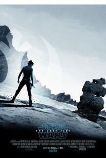 Star Wars, Episódio VIII: Os Últimos Jedi - Poster / Capa / Cartaz - Oficial 8