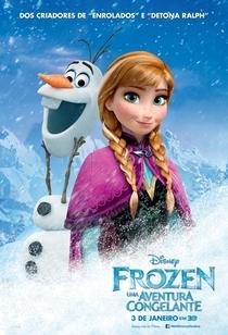 Frozen - Uma Aventura Congelante - Poster / Capa / Cartaz - Oficial 13