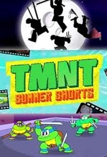 TMNT - Summer Shorts - Poster / Capa / Cartaz - Oficial 1