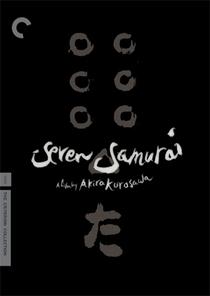 Os Sete Samurais - Poster / Capa / Cartaz - Oficial 1