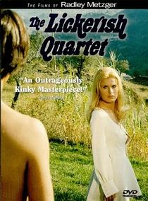 O Quarteto Lickeris - Poster / Capa / Cartaz - Oficial 4
