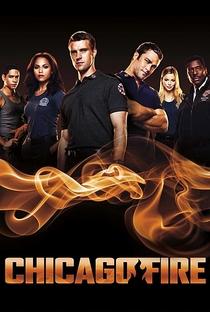 Heróis Contra o Fogo (3ª Temporada) - Poster / Capa / Cartaz - Oficial 1