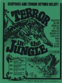 Terror de um Menino na Selva - Poster / Capa / Cartaz - Oficial 1