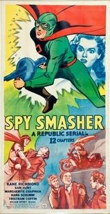 Terror dos Espiões - Poster / Capa / Cartaz - Oficial 1