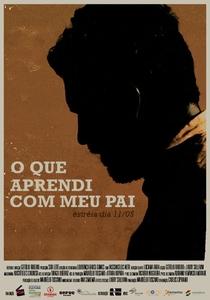O que aprendi com meu pai - Poster / Capa / Cartaz - Oficial 1