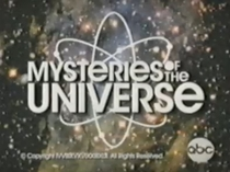 Mysteries of the Universe - Poster / Capa / Cartaz - Oficial 1
