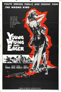 Young, Willing and Eager  - Poster / Capa / Cartaz - Oficial 1