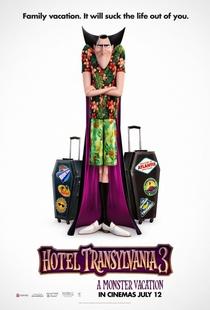 Hotel Transilvânia 3: Férias Monstruosas - Poster / Capa / Cartaz - Oficial 2
