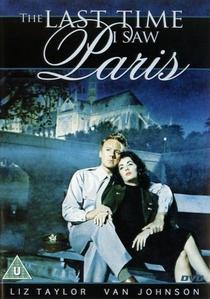 A Última Vez Que Vi Paris - Poster / Capa / Cartaz - Oficial 5
