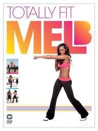 Mel B - Totally Fit - Poster / Capa / Cartaz - Oficial 1