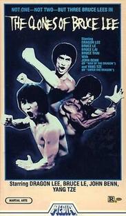 Os Clones de Bruce Lee - Poster / Capa / Cartaz - Oficial 2