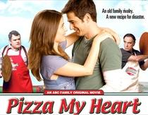 Um Amor que Acaba em Pizza - Poster / Capa / Cartaz - Oficial 2