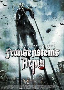 O Exército de Frankenstein - Poster / Capa / Cartaz - Oficial 1