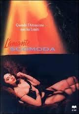 L'amante scomoda - Poster / Capa / Cartaz - Oficial 1