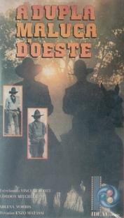 A Dupla Maluca D'Oeste - Poster / Capa / Cartaz - Oficial 2