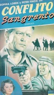Conflito Sangrento - Poster / Capa / Cartaz - Oficial 2