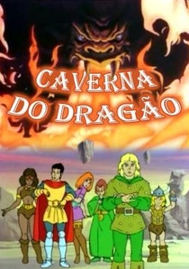 Caverna do Dragão (1ª Temporada) - Poster / Capa / Cartaz - Oficial 8