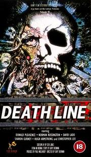 O Metrô da Morte - Poster / Capa / Cartaz - Oficial 4