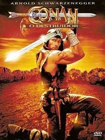 Conan, o Destruidor - Poster / Capa / Cartaz - Oficial 2