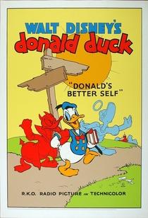 Donald's Better Self - Poster / Capa / Cartaz - Oficial 1