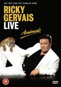Ricky Gervais Live: Animais - Poster / Capa / Cartaz - Oficial 1