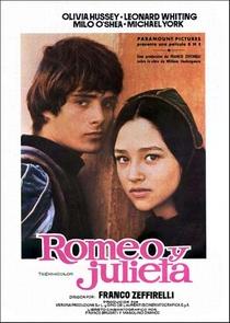 Romeu e Julieta - Poster / Capa / Cartaz - Oficial 8