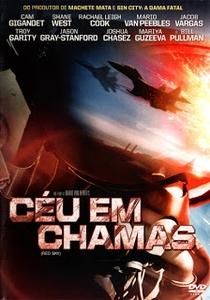 Céu Vermelho - Poster / Capa / Cartaz - Oficial 1