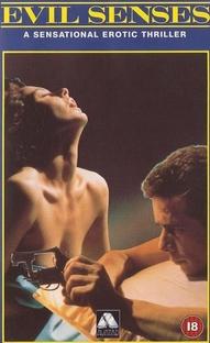 Evil Senses - Poster / Capa / Cartaz - Oficial 1