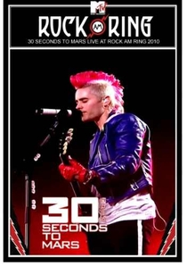 30 Seconds To Mars Live At Rock Am Ring 2010 - Poster / Capa / Cartaz - Oficial 1