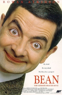Mister Bean: O Filme - Poster / Capa / Cartaz - Oficial 2