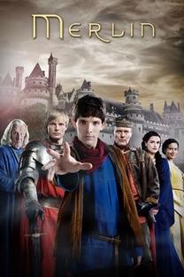 As Aventuras de Merlin (3ª Temporada) - Poster / Capa / Cartaz - Oficial 2