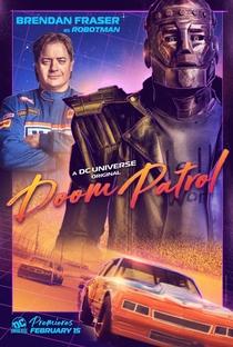 Patrulha do Destino (1ª Temporada) - Poster / Capa / Cartaz - Oficial 5