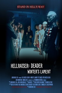 Hellraiser: Deader - Winter's Lament - Poster / Capa / Cartaz - Oficial 1