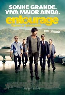 Entourage: Fama e Amizade - Poster / Capa / Cartaz - Oficial 4