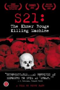 S21 – A Máquina de Morte do Khmer Vermelho - Poster / Capa / Cartaz - Oficial 1