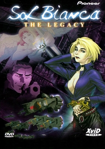 Sol Bianca: The Legacy - Poster / Capa / Cartaz - Oficial 8
