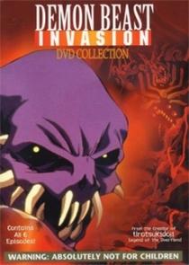 Demon Beast Invasion - Poster / Capa / Cartaz - Oficial 1