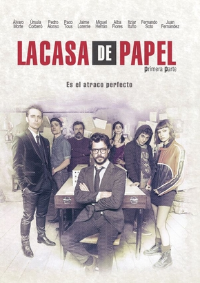 La Casa De Papel Parte 1 25 De Dezembro De 2017 Filmow