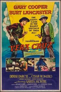 Vera Cruz - Poster / Capa / Cartaz - Oficial 6