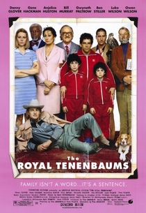 Os Excêntricos Tenenbaums - Poster / Capa / Cartaz - Oficial 1