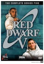 Red Dwarf (5ª Temporada) - Poster / Capa / Cartaz - Oficial 1
