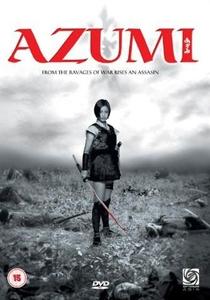 Azumi - Poster / Capa / Cartaz - Oficial 2
